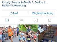 Seelbach-Schwarzwald-Sonnwendlauf jetzt auch mit Instagram-Präsenz